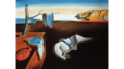 Persistenza della memoria di Salvador Dalì