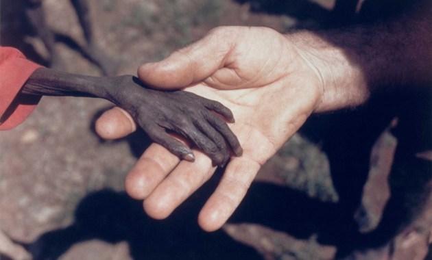 Era il 1981: la foto di Mike Wells e la carestia in Uganda