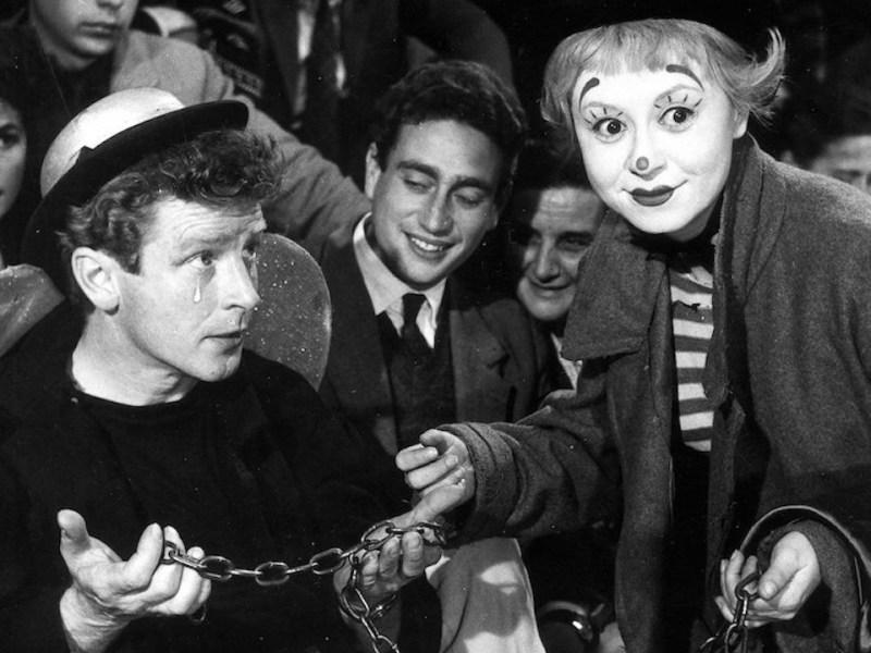 Oscar italiani – La strada (1954) di Federico Fellini, Giulietta Masina