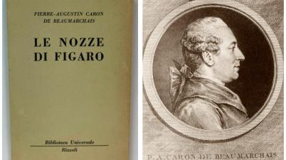 Pillole di letteratura - Le nozze di Figaro di Pierre-Augustin Beaumarchais