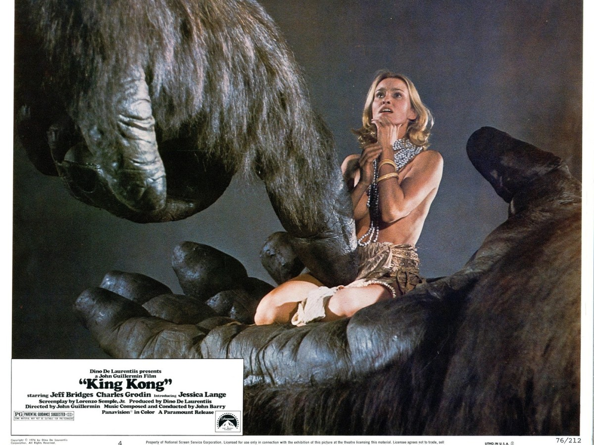 Il film del 1976: King Kong, le differenze con l'originale del 1933 e il debutto di Jessica Lange