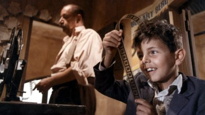 Oscar italiani - Nuovo Cinema Paradiso, un film sospeso nel tempo