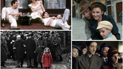 Schindler's List, Il Pianista, La scelta di Sophie e La vita è bella