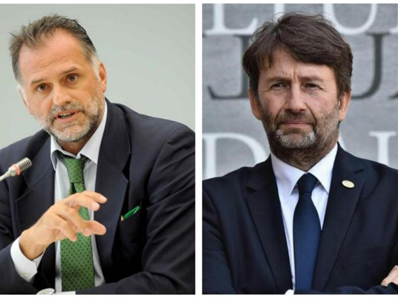 Ministri, ministeri, confermato Dario Franceschini alla Cultura, Massimo Garavaglia al Turismo