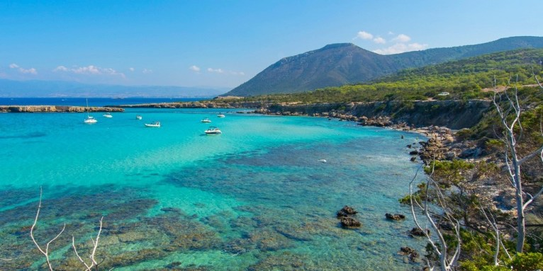 Cipro, mare, spiagge - Courtesy of VisitCyprus