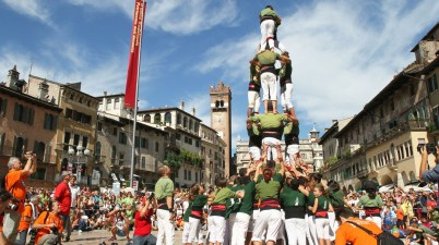 Tocatì, giochi di tradizione candidati a Patrimonio Unesco, Verona