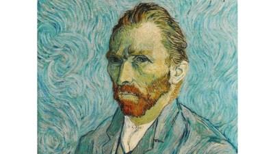 Il dipinto del 1889 - L'Autoritratto di Vincent van Gogh dipinto nel manicomio