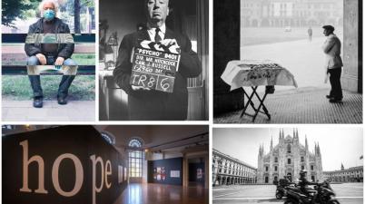 Da Hitchcock a Santini, cinque mostre fotografiche da visitare in Italia