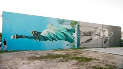 """Ozmo e la resurrezione dell'arte: lo street artist lancia """"Revived"""""""