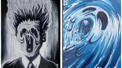 Stoker, il fantasma della street art nella Città eterna