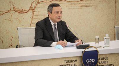 Draghi su Green Pass