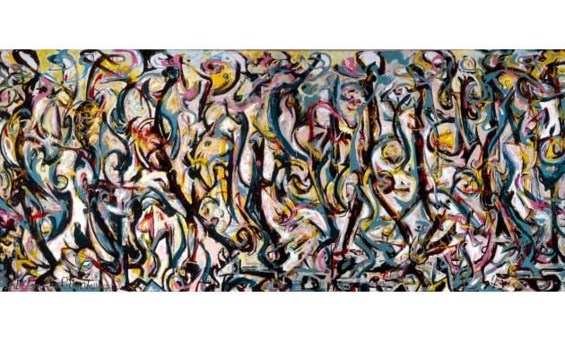 Il Murale di Jackson Pollock