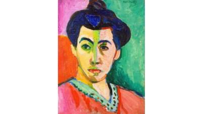 Madame Matisse, Henri Matisse