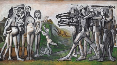 Massacro in Corea, Pablo Picasso,