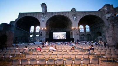 Dante Assoluto, il festival per celebrare Dante Alighieri alla Basilica di Massenzio di Roma