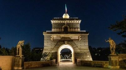 Torretta Valadier di Ponte Milvio