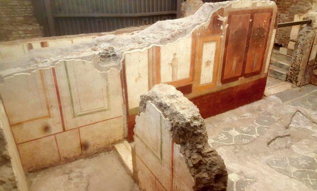 Riapre l'area archeologica di Santa Croce in Gerusalemme