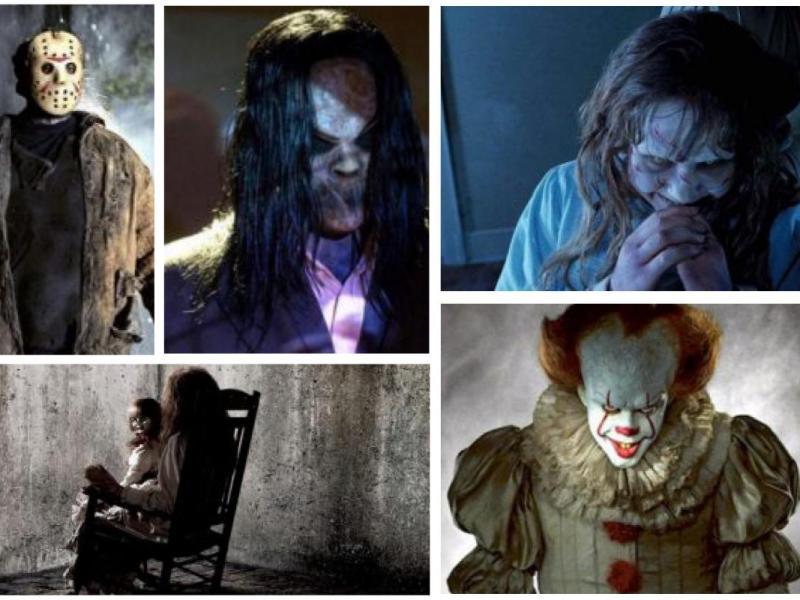 cinema, film horror, mostri