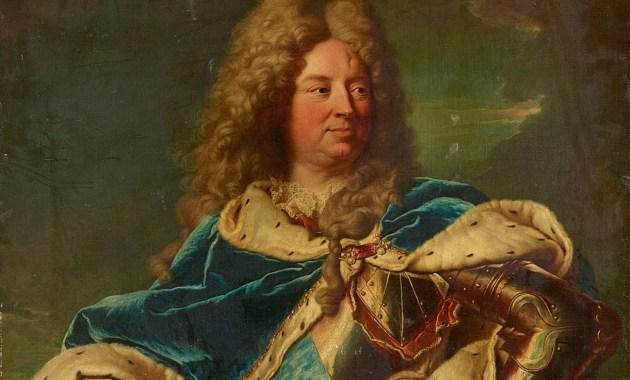 Il dipinto del 1708 - Il Ritratto del duca d'Antin di Hyacinthe Rigaud