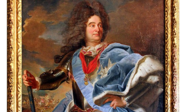 Il Ritratto del maresciallo de Villars di Hyacinthe