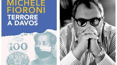 """""""Terrore a Davos"""" di Michele Fioroni: la recensione del libro"""