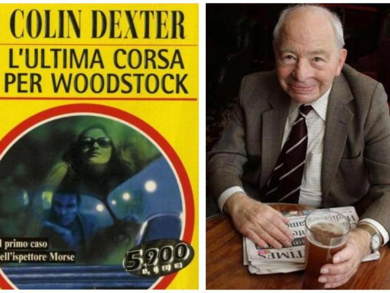"""Letteratura in pillole: """"L'ultima corsa per Woodstock"""" di Colin Dexter"""