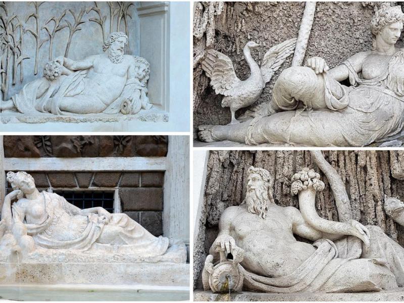 Quattro fontane, storia e curiosità sull'incrocio che unisce Monti, Trevi e Castro Pretorio