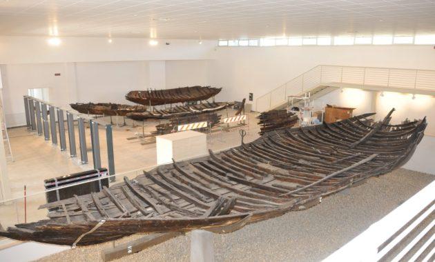 Museo delle Navi, a Fiumicino una delle più importanti collezioni del Mediterraneo