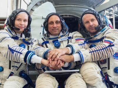 The challenge, il primo film nello spazio: torna sulla Terra la troupe russa