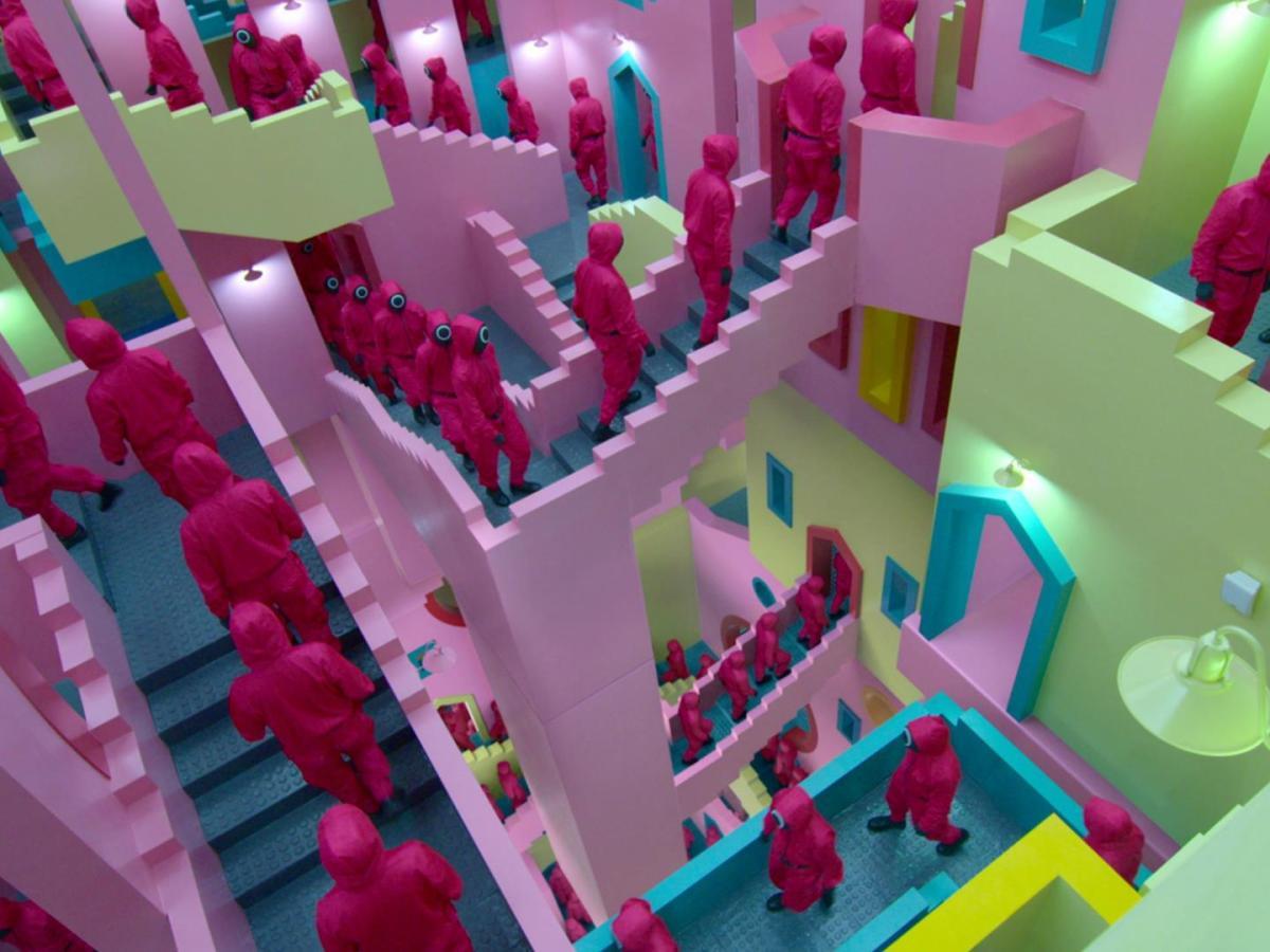 Squid game, successo globale per la serie distopica di Netflix
