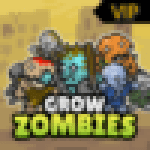 Free Download Grow Zombie VIP – Merge Zombies 36.3.6 Apk Mod Unlimited Money