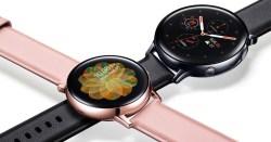 Samsung Galaxy Watch Active 2 รุ่นใหม่รองรับ LTE เพิ่มเซนเซอร์วัดคลื่นหัวใจ ECG และรุ่นพิเศษ UNDER ARMOUR