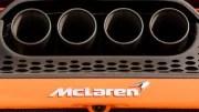 McLaren exclut toujours l'électrique