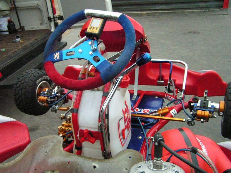 Team Test Report Karting Rotax 125 Et Karting TM 125