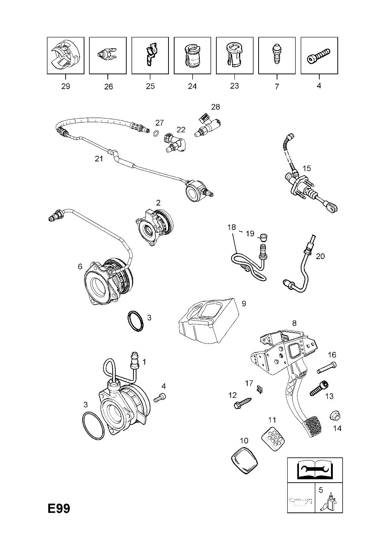 Purge Embrayage Opel Astra 1 9 Cdti 120cv