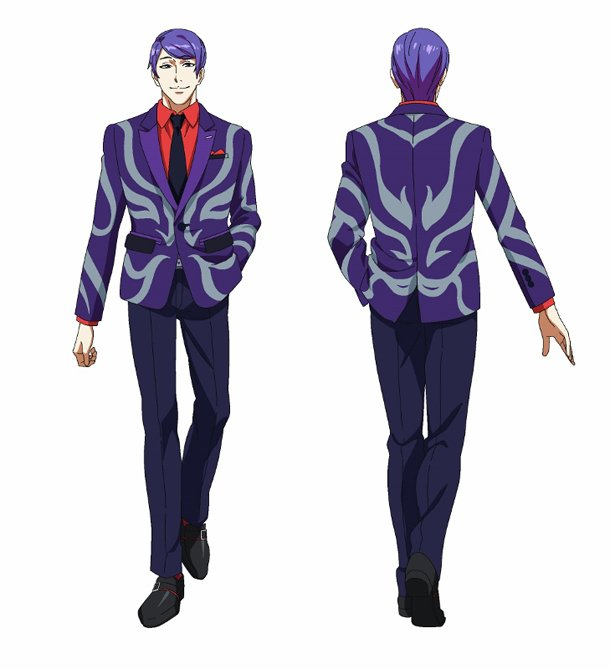 【2D Limited】 Dressy Characters Championship