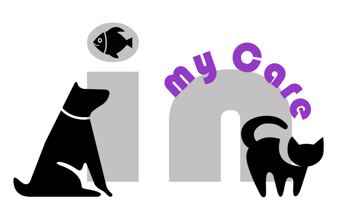 In My Care Pet Sitting Logo