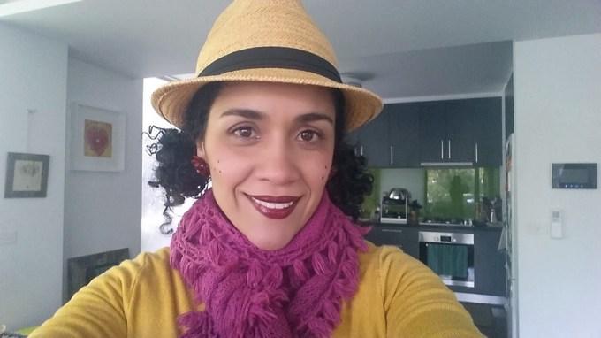 Vestida de caipira pra festa junina que organizamos na casa de amigos queridos. Junho 2015