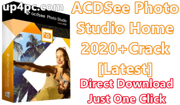 ACDSee Photo Studio Home 2020 v23.0.1 Build 1345 With Crack [Latest]