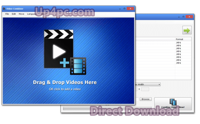 Video Combiner 1.1 portable Latest