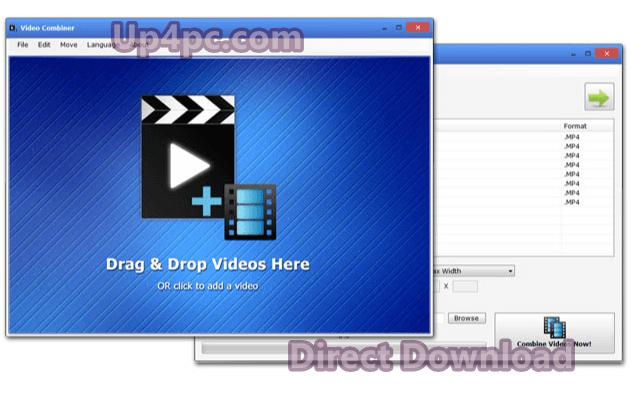Video Combiner 1.1 Portable Latest