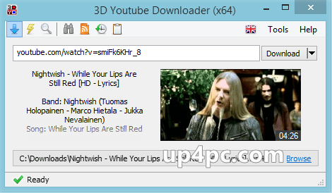 3D Youtube Downloader 1.17.1