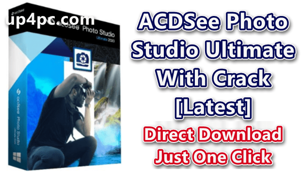 ACDSee Photo Studio Ultimate 2020 v13.0 Build 2007 with Crack [Latest]