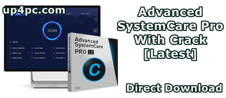 Advanced SystemCare Pro 13.0.2.170 With Crack [Latest]
