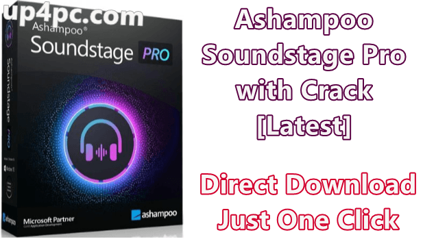 Ashampoo Soundstage Pro 1.0.1 With Crack 2020 [Latest] 1