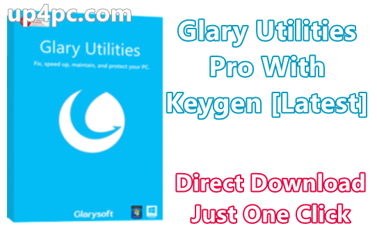 Glary Utilities Pro 5.130.0.156 With Keygen [Latest]