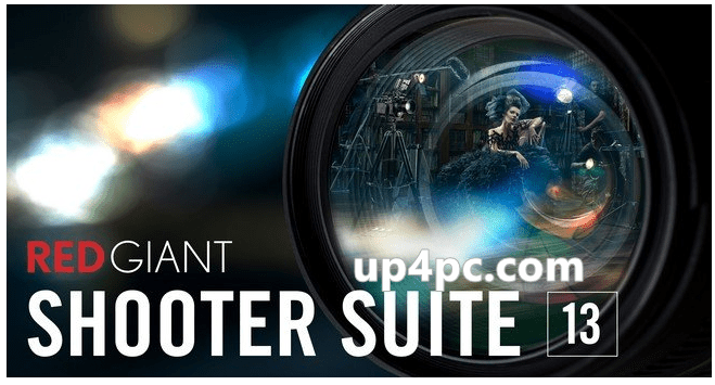Red Giant Shooter Suite Full version With key