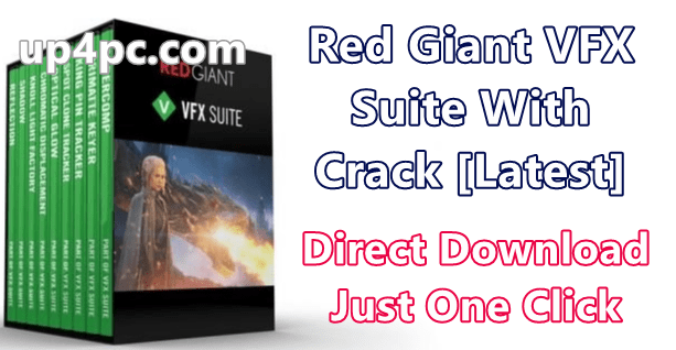 Red Giant Vfx Suite 1.0.3 With Crack [Latest]