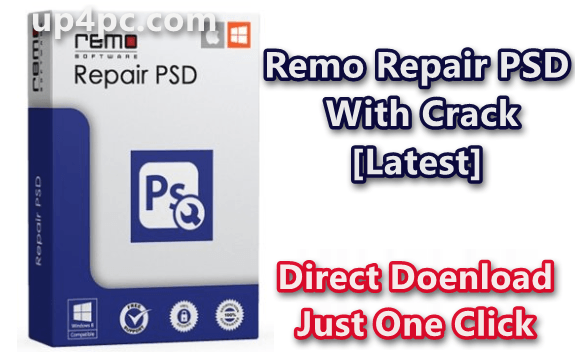 Remo Repair PSD 1.0.0.24 With Crack [Latest] 1