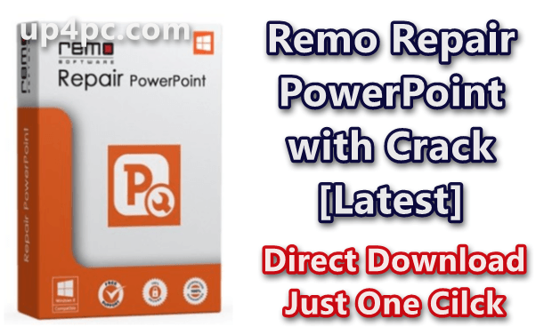 Remo Repair PowerPoint 2.0.0.19 with Crack [Latest]